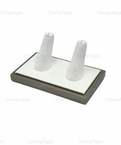 Wedding ring cone stand
